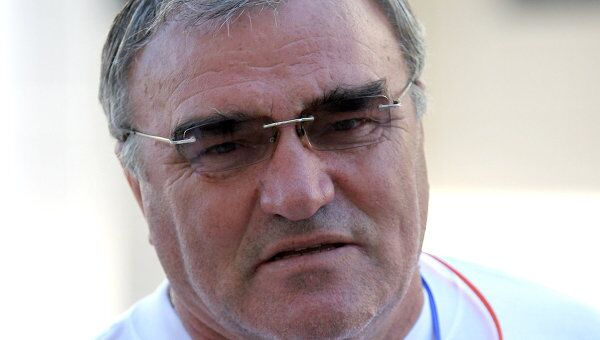Главный тренер сборной России по легкой атлетике Валентин Маслаков