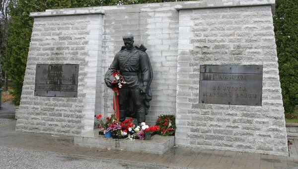 Монумент Крест Свободы заменит Бронзового солдата в центре Таллина