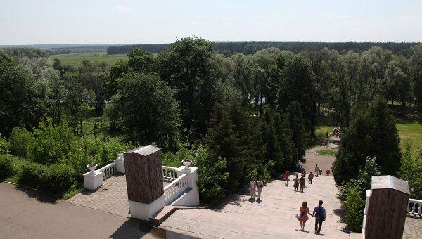 Музей-усадьба Архангельское. Архивное фото
