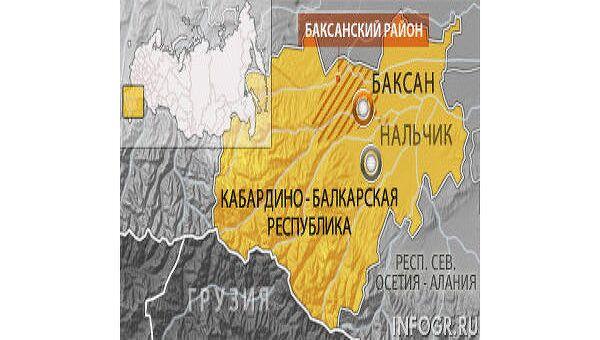 Баксанский район Кабардино-Балкарии