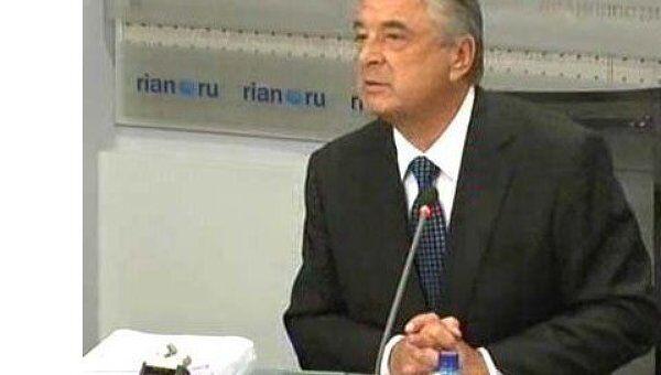 Пресс-конференция Госсекретаря Союзного государства Павла Бородина