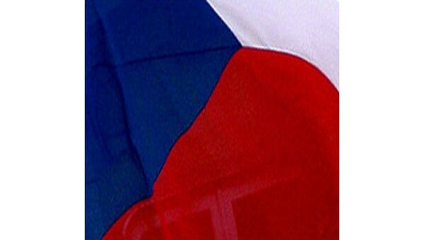 Флаг Чехии. Архив