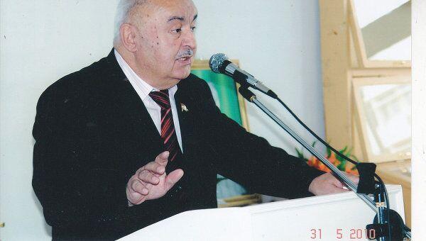Председатель Компартии Таджикистана (КПТ) Шоди Шабдолов
