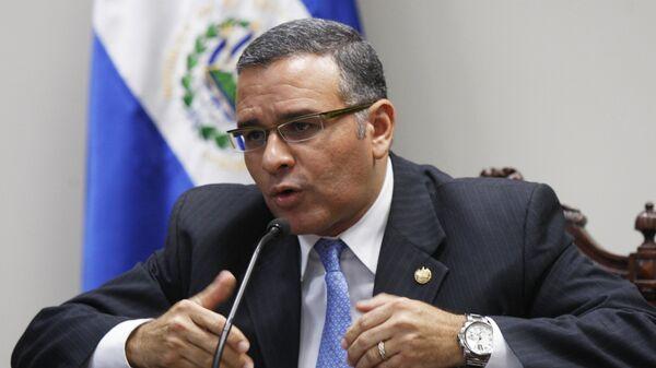 Экс-президент Сальвадора Маурисио Фунес