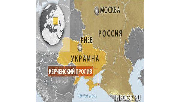 Вопрос разделения Керченского пролива остается нерешенным - Янукович