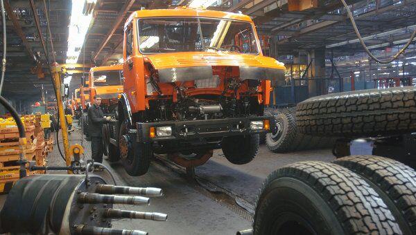 ОАО Камский автомобильный завод (ОАО КАМАЗ)