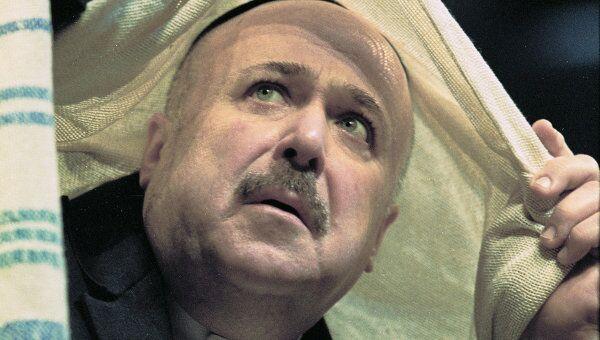 Актер Александр Калягин
