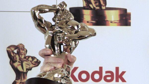 Награда телевизионного конкурса ТЭФИ. Архив