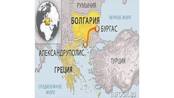 Бургас-Александруполис