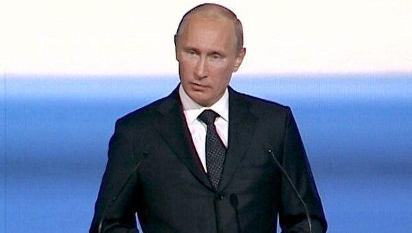Путин требует обеспечить количество и качество изделий по гособоронзаказу