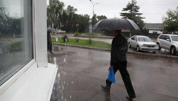 Таллас залил Приморье Тайфун Таллас, унесший более трех деся