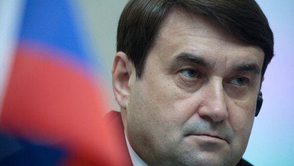 Министр транспорта РФ Игорь Левитин.. Архив