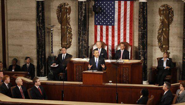 Выступление Барака Обамы перед обеими палатами конгресса 8 сентября 2011 года