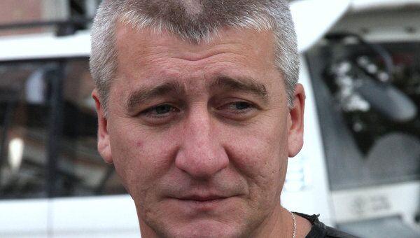 Игорь Матвеев, архивное фото