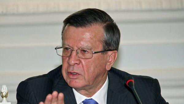 Первый вице-премьер РФ Виктор Зубков. Архив