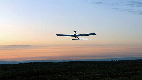 Беспилотный летательный аппарат (БПЛА). Архив