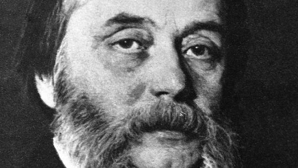 Писатель Иван Гончаров