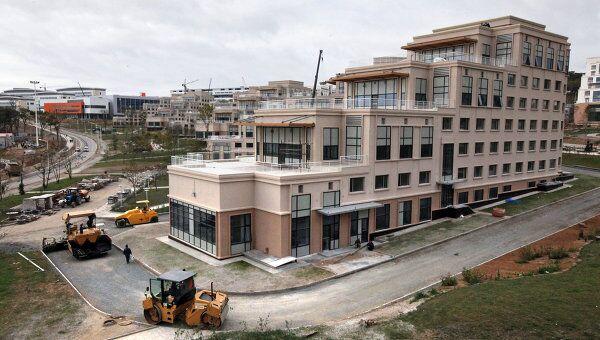 Корпуса Дальневосточного федерального университета