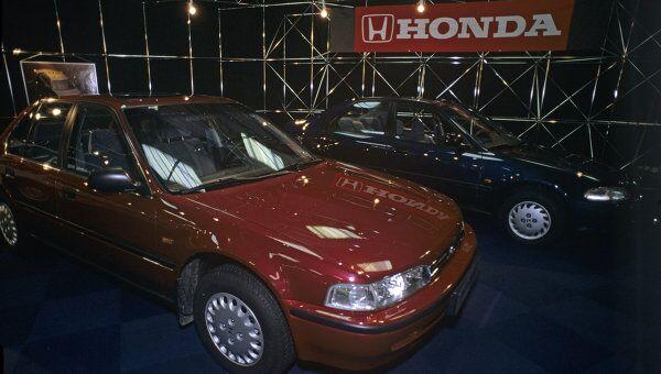 Отзывы автомобилей продолжаются - Honda починит 646 тыс своих машин
