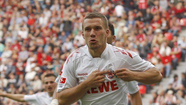 Лукас Подольски