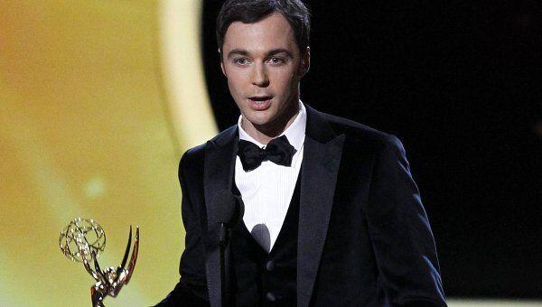 Премия Эмми в номинации Лучший комедийный актер досталась Джиму Парсонсу (Теория большого взрыва)