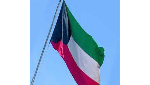 Флаг Кувейта. Архив