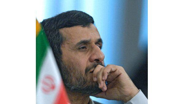 Глава Ирана вновь обрушился с критикой на США