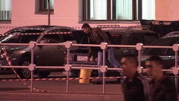Площадь трех вокзалов в Москве зачистили из-за подозрительной машины