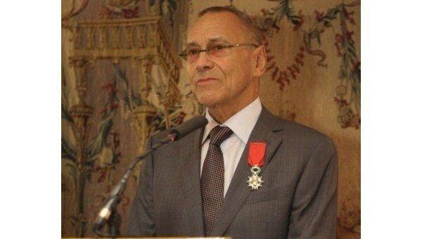 Андрей Кончаловский получил орден Почетного легиона за вклад в кино