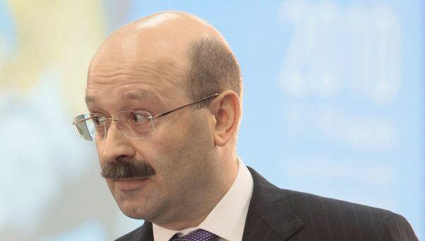 Президент, председатель правления банка ВТБ24 Михаил Задорнов. Архив