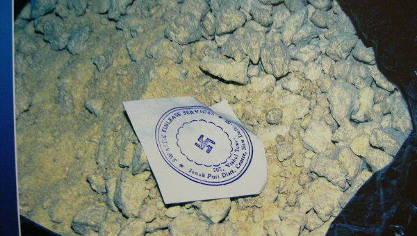 Клеймо, которыми метят свой товар афганские производители. Архив