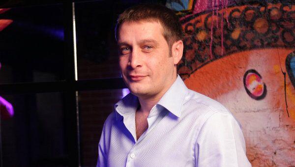 Российский блогер и писатель Эдуард Багиров. Архивное фото