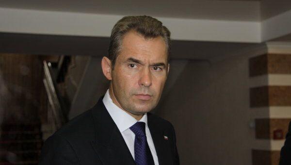 Уполномоченный при президенте РФ по правам ребенка Павел Астахов.