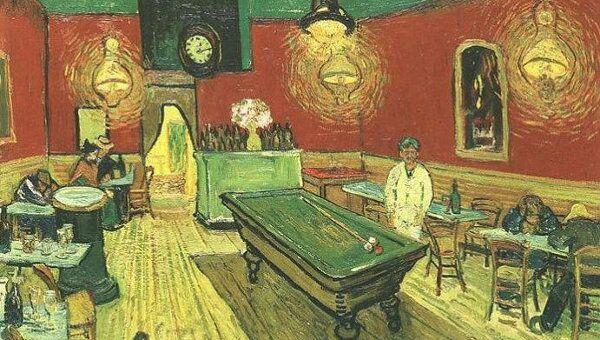 Винсент Ван Гог, Ночное кафе