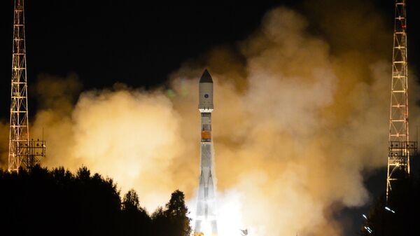 Запущенный с Плесецка спутник внесли в каталог космических объектов России