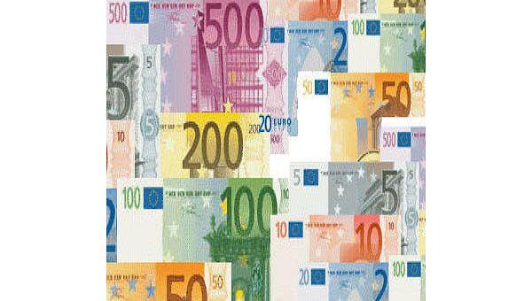 Денежная купюра - евро
