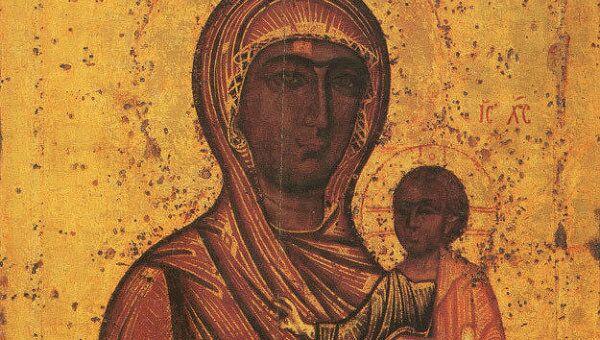 Торопецкая икона Божией Матери