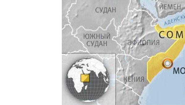 США осудили теракт в театре в Сомали