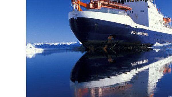 Научно-исследовательское судно Поларштерн