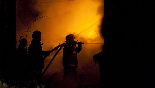 Никто не пострадал при пожаре в Пермском театре кукол - МЧС