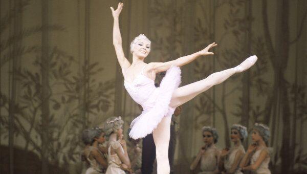 Артистка балета Нина Сорокина