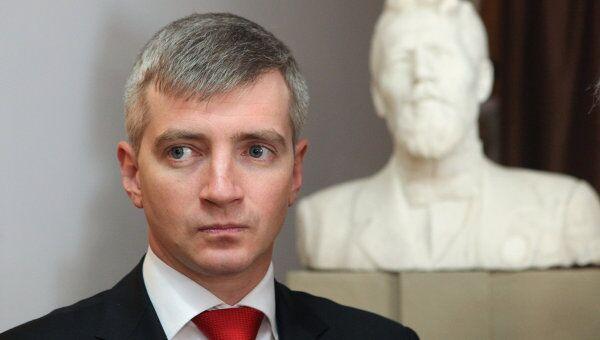 Глава Росохранкультуры Александр Кибовский. Архив