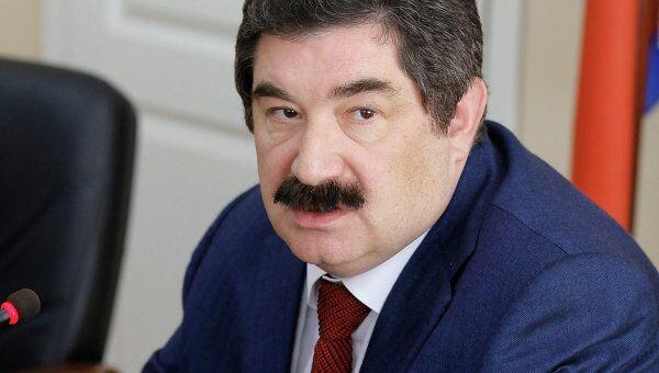 Заместитель председателя правительства Московской области, министр транспорта правительства Московской области Петр Кацыв. Архив