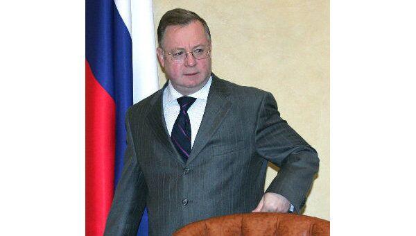 Председатель Счетной Палаты РФ Сергей Степашин. Архив
