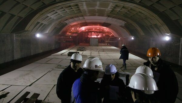 Москве нужна поддержка федеральных властей для строительства метро