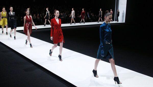 Mercedes-Benz Fashion Week Russia: пять дней модной сказки - РИА ...
