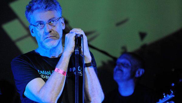 Концерт в поддержку музыкального критика Артемия Троицкого