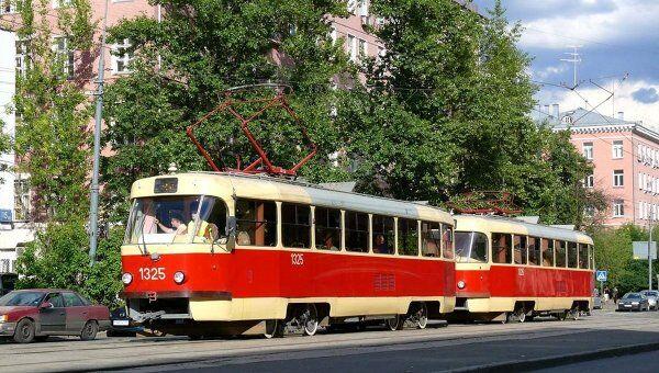 Трамвай. Архив