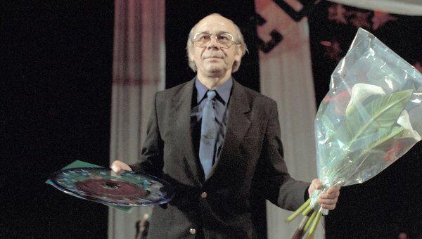 Актер Лев Борисов