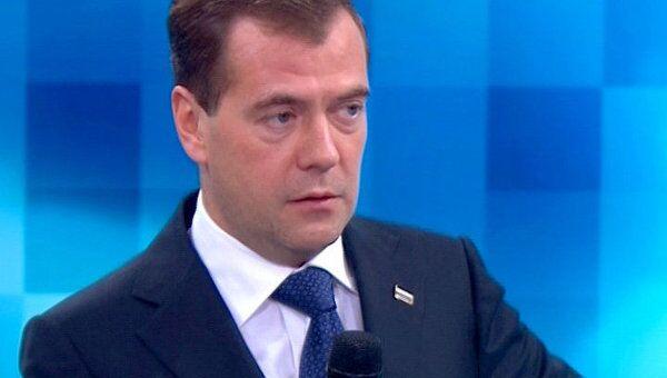 Медведев рассказал, в какой социальной сети заведет следующую страничку